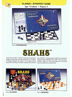 Shahs (Economy Chess Set)