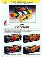 Congkak (Multi Colour)-Junior 12 Holes