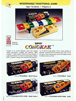 Congkak (Foldable)-16 Multi Coloured Holes