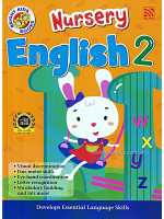 Bright Kids Books Nursery English 2