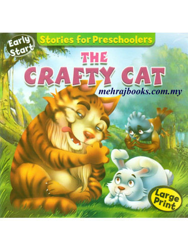Stories for Preschoolers The Crafty Cat