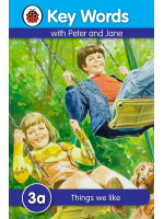 Key Words With Peter and Jane (3a) : Things we like