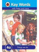 Key Words With Peter and Jane (4a) : Things we do