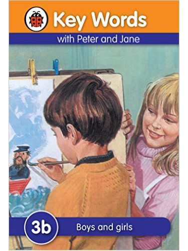 Key Words With Peter and Jane (3b): Boys and girls