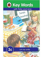Key Words With Peter and Jane (3C) : Let me write