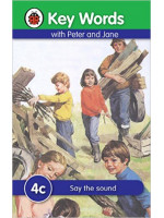 Key Words With Peter and Jane (4C) : Say the sound