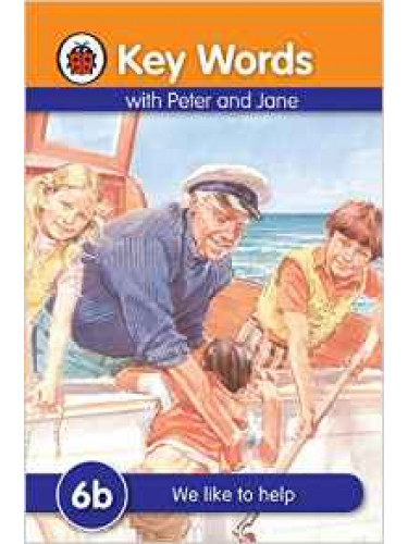 Key Words With Peter and Jane (6b) : We like to help