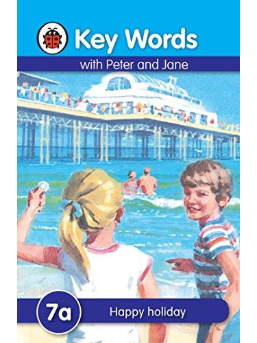 Key Words With Peter and Jane (7a) : Happy holiday