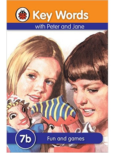 Key Words With Peter and Jane (7b) :  Fun and games