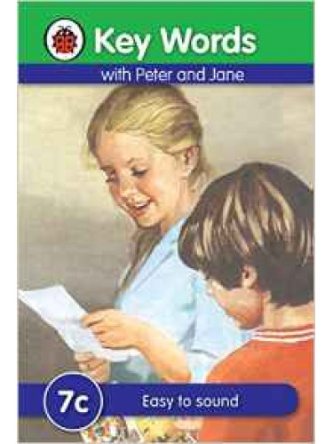 Key Words With Peter and Jane (7C) : Easy to sound