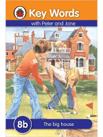 Key Words With Peter and Jane (8b) :  The big house