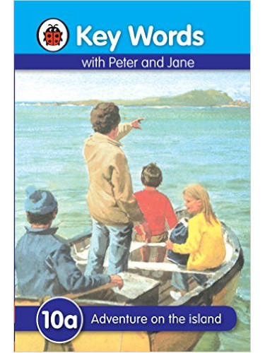 Key Words With Peter and Jane (10a) : Adventure on the island