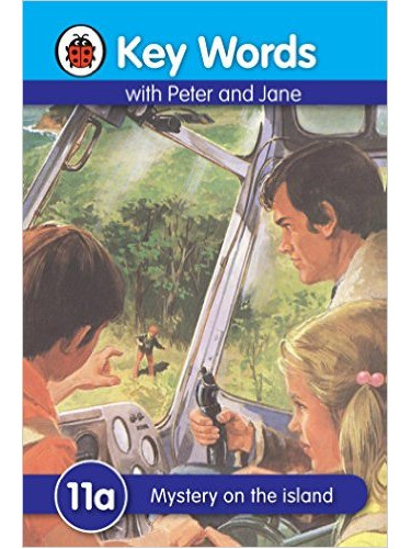 Key Words With Peter and Jane (11a) : Mystery of island