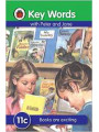 Key Words With Peter and Jane (11C) : Books are excitting