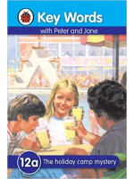 Key Words With Peter and Jane (12a) : The holiday camp mystery