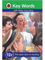 Key Words With Peter and Jane (12C) : The open door to reading