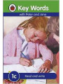 Key Words With Peter and Jane (1C) : Read and write