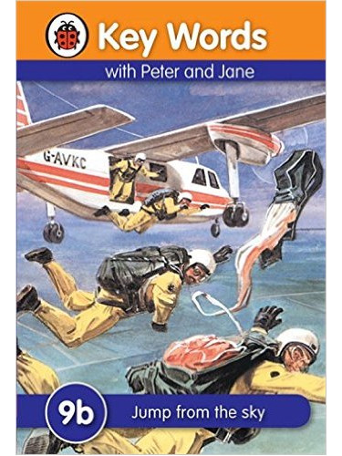 Key Words With Peter and Jane (9b) : Jump from the sky
