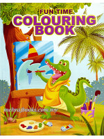 Fun Time Colouring Book-0798