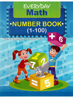 Everyday Math: Number Book (1-100)