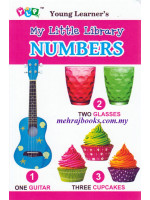 Young Learner's My Little Library Numbers