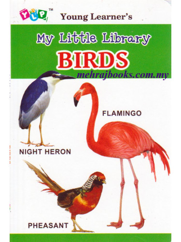 Young Learner's My Little Library Birds