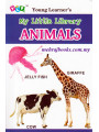 Young Learner's My Little Library Animals