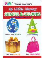 Young Learner's My Little Library Shapes & Colours