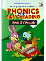 Phonics For Easy Reading Book 2: Vowels