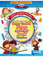 Super Graded Home Activity Book Maths Level 1