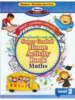 Super Graded Home Activity Book Maths Level 2