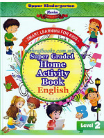 Super Graded Home Activity Book English Level 2