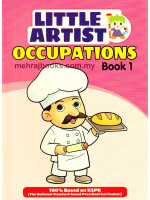 Little Artist: Occupation Book 1