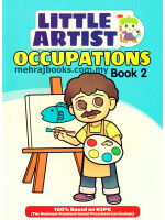 Little Artist: Occupation Book 2