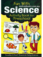 Fun With Science Activity Book for Preschool Ages 6-7