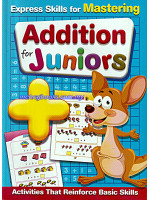 Express Skills For Mastering Addition For Juniors