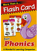 Flash Cards Basic Phonics