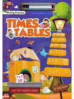 Writing Practice Times Tables