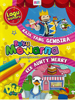 Buku Mewarna Didi & Friends
