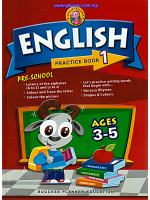 English Practice Book 1 Pre-School Ages 3-5