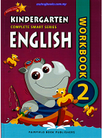 Kindergarten Complete Smart Series English Book 2