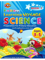 Pre-School Learning Voyage Science Book 1 Preparation For Primary Education