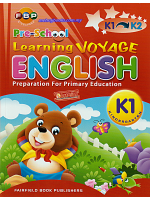 Pre-School Learning Voyage English kindergarten 1