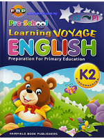 Pre-School Learning Voyage English kindergarten 2
