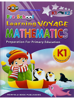Pre-School Learning Voyage Mathematics kindergarten 1