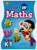 Start Up Maths Kindergarten 1