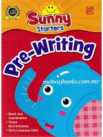 Sunny Starters Pre-Writing