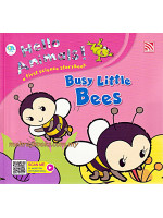 Hello Animals! Busy Little Bees