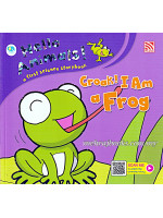 Hello Animals! Croak! I am a Frog
