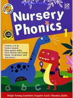 Bright Kids Books Nursery Phonics 1